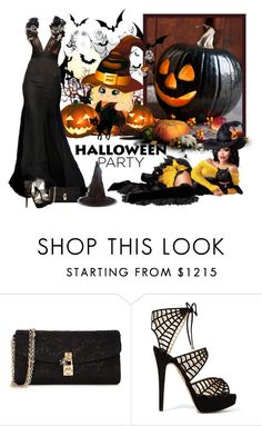"""The best shoes for your Halloween Party! - Contest!"" by asia-12 ❤ liked on Polyvore featuring Jason Wu, Dolce&Gabbana, Charlotte Olympia and Accessorize"