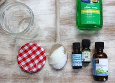 DIY Homemade Lotion with Coconut Oil