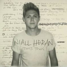 """OH MY GOD... """"MY TOWN"""" BY NIALL HORAN IS LITERALLY ALL I WANT TO HEAR FOR THE REST OF MY LIFE"""