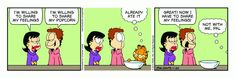 Garfield & Friends | The Garfield Daily Comic Strip for November 20th, 2015