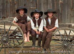 Nebraska Amish Boys ~ Sarah's Country Kitchen ~