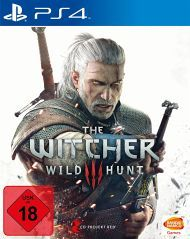 The Witcher 3 - Wild Hunt (PlayStation 4)