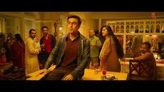 Official Music Video Khaana Khaake Song (Video) l Jagga Jasoos l Ranbir Kapoor Katrina Kaif Pritam Amitabh Bhat