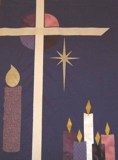 Church Advent Banner by Susan in N GA, via Flickr