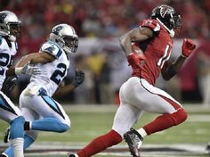 Check out Julio Jones' top-10 plays of 2016