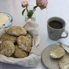 Sund morgenmad French Toast, Cookies, Breakfast, Desserts, Biscuits, Morning Coffee, Deserts, Cookie Recipes, Dessert