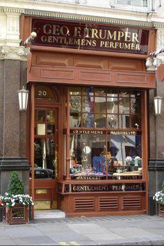 Jeremyn Street, London ~ Gentleman's Perfumer