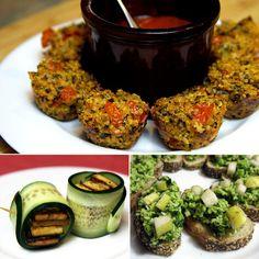 Healthy Gluten-Free Appetizers