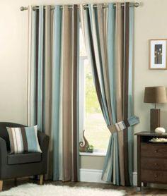 cortinas dormitorios modernos | inspiración de diseño de interiores.Cualquiera de estos Diseños nacionales o Internacionales pueden decorar tu vida! No dudes en consultarme https://www.facebook.com/vero.dimascio