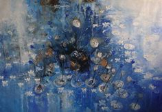 "Saatchi Art Artist Hermes Delicio; Painting, ""Monet Revisited -Revisitando Monet"" #art"