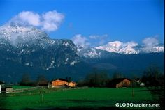 Garmisch, Germany. Look at the picture and you will understand why I need to go back.