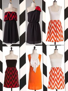 It's all about Moi game day dresses