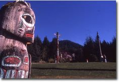 Saxman Native Village is a must-see when visiting Ketchikan