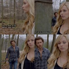 Clay and Elena Movies Showing, Movies And Tv Shows, Bitten Tv Show, Miss You Too, Laura Vandervoort, Film Quotes, People Quotes, Movie Tv, Tv Series