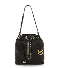 MICHAEL Michael Kors Large Frankie Drawstring Shoulder Bag #Dillards