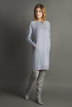 Неотъемлемой частью женского гардероба является платье. Многие модницы по всему миру выбирают этот наряд в качестве одежды на каждый день, вечерних выходов в свет, рабочих будней, романтических свиданий. Оно подчеркивает изящность и женственность женского тела. Но не все могут похвастаться идеальными параметрами фигуры. На выручку придут и будут незаменимы модели свободного покроя. В подобной одежде …