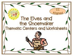 The elves and the shoemaker packet contains reading center book list