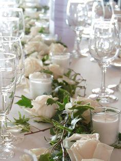 Charleston wedding at the ocean course w e d pinterest ocean - Deco de table vintage ...