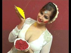 Tanisha Singh SENSATIONAL HOLI PHOTOSHOOT VIDEO. (18+)