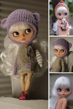 Sale! TBL Blythe doll at STOCK pink blythe OOAK doll Blythe Custom Handmade Doll Art doll Blythe doll Collection doll by Master Diana E