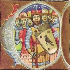 The Chieftains of the Seven Magyar Tribes at the time of the Conquest of Magna Hungaria.