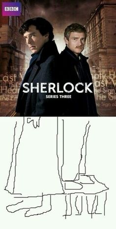 This just killed me...<< it killed Sherlock too