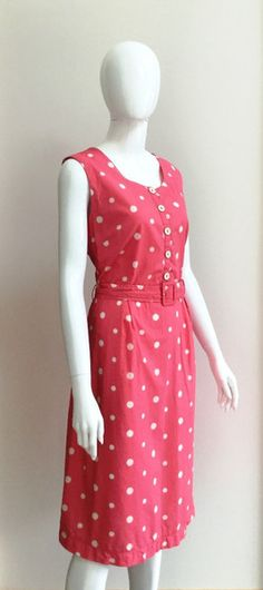 Refresh your wardrobe with these gorgeous new arrivals! Polka Dot Summer Dresses, Cath Kidston, Polka Dots, Dresses For Work, Collection, Fashion, Moda, Fashion Styles, Polka Dot