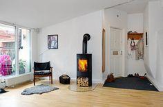 Detail-Oriented Scandinavian Apartment Sparkles In Natural Light