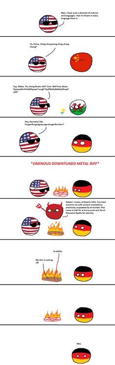 Italy Vs France Polandball Know Your Meme