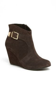 BCBGeneration 'Wooster' Wedge Boot available at #Nordstrom