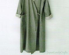 Comfortable Straight Stitch Clothing Yoshiko Tsukiori