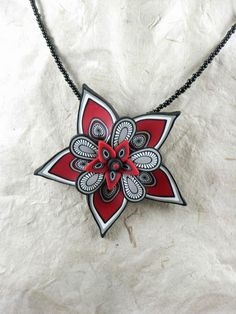 Ruby Pendant | Flickr - Photo Sharing!