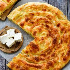 Πατσαβουρόπιτα -Η πανεύκολη, λαχταριστή συνταγή με απλά υλικά | BOVARY Oreo, Chicken Recipes, Pizza, Cheese, Food, Essen, Meals, Yemek, Eten