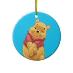 winnie the pooh 13 christmas ornament - Winnie The Pooh Christmas Decorations