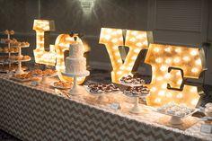 Photography: Brett Hickman Photographers - http://www.stylemepretty.com/portfolio/brett-hickman-photographers   Read More on SMP: http://www.stylemepretty.com/california-weddings/2015/05/26/elegant-gold-palm-springs-wedding/