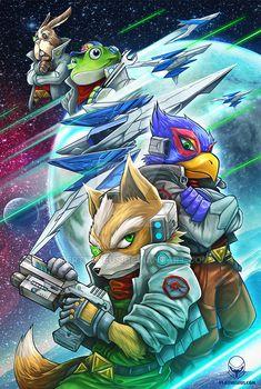 Space Animals by Pertheseus http://pertheseus.deviantart.com/