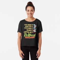 'I Had My Patience Tested. I'm Negative. Funny Unisex T-Shirt Quotes Novelty Mom Gift, Mothers Day Shirt Mom Daughter Gifts' Chiffon Top by ambaart Tee Shirt Papa, Mom Shirts, Festivals, Gifts For Veterinarians, Cheer Mom, Yin Yang, Funny Gifts, Prison, Chiffon Tops