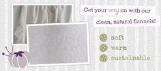 Organic Cotton Plus | Organic Cotton Flannel, Jersey, Fleece, Sateen, Interlock, Canvas, Muslin, Twill, Thread, Batting, and more!