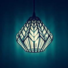 3d drucker vorlagen lampen