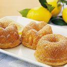 Try the Mini Lemon Bundt® Cakes Recipe on williams-sonoma.com/