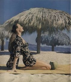 John Rawlings for Vogue (01 Jun 1955)