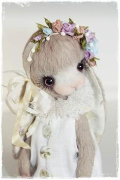 Easter Bunny by Sadovskaya Tatiana