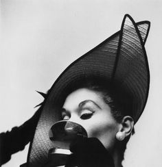 Irving Penn, Lisa Fonssagrives, 1950's