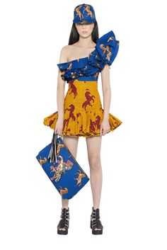 BLOGGED: A new RTW line 'AtelierVlisco' from  Dutch fabric specialists Vlisco