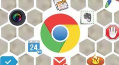 Desať rozšírení pre Chrome, ktoré nám už roky uľahčujú prácu Google Chrome, Tech Logos