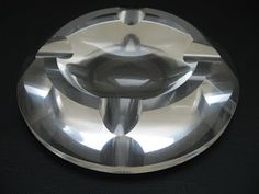 The world's largest ashtray made of sapphire VARCA DESIGN
