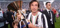 Andrea Pirlo Juventus Champion