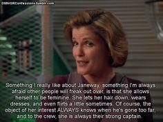 ...Because Janeway!