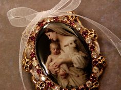 L'Innocence Convertible Brooch Pin // by gmPurseanalities on Etsy, $12.00