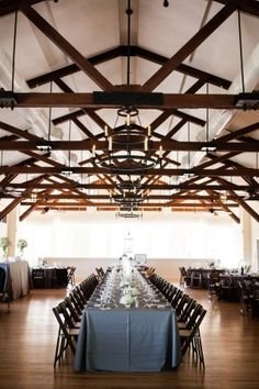 Sweetgrass Social wedding at Alhambra Hall. Erika & Sergio. Wedding reception space.